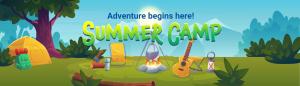 Wild Tornado ja Bitcoin Kasinot tarjoavat uuden tavan kasino maksuihin. Evolution ja Ezugi kasinot avaavat livekasinot maailman. Kokeile myös Summer Camp tapahtumaa!